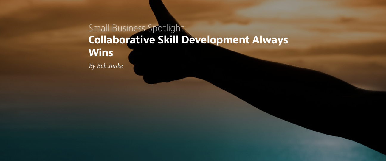 Collaborative Skill Development Always Wins