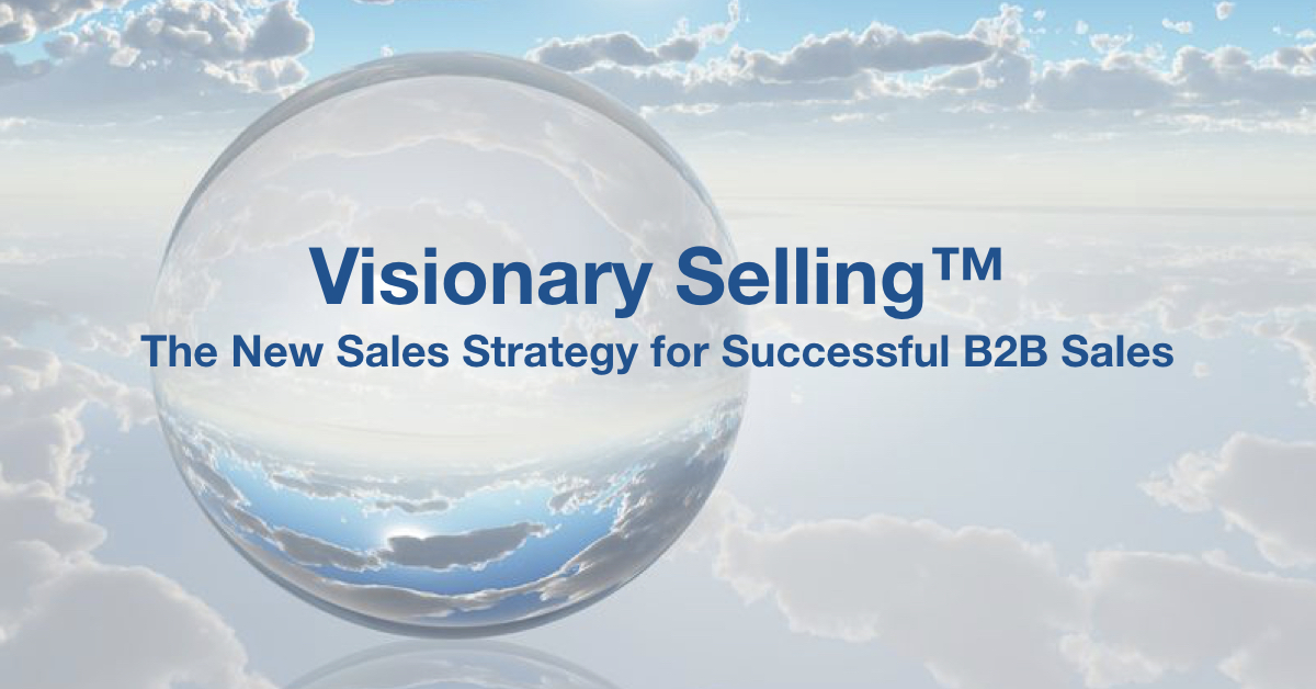 See the new sales strategy for successful B2B sales. How do you recognize which of the 2 types of buyer you are selling to & then differentiate yourself to win?