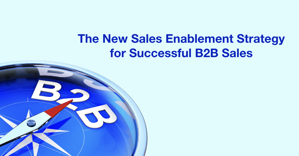 Learn how to maximize your wins by using the new sales strategy needed today to sell to the two very different types of B2B buyers that have emerged.