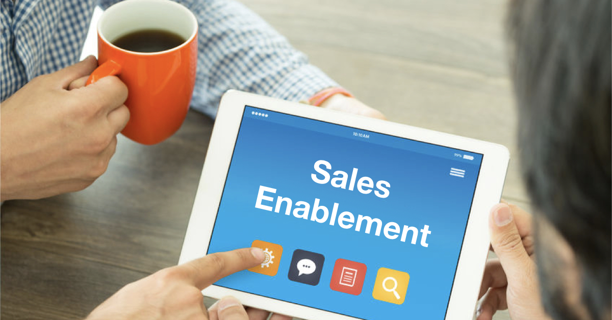 Sales Enablement projects that were missing 1 or more of these factors failed. Conversely, when all the factors were present the projects succeeded.