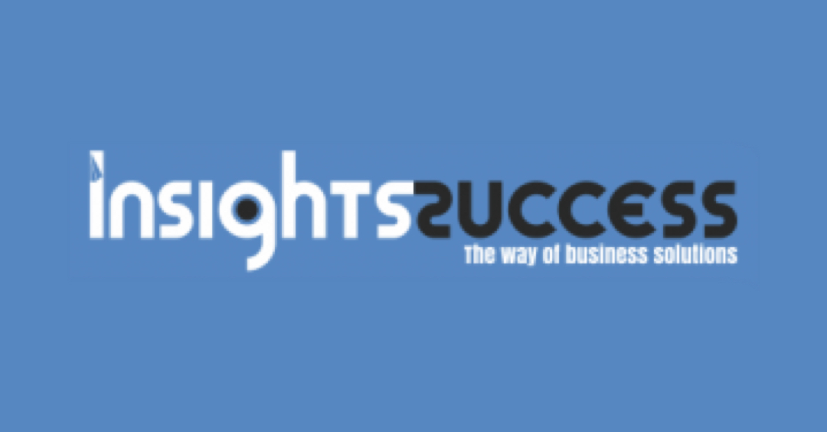 Insights Success, a business magazine focusing on emerging companies across the globe, has nominated us as one of