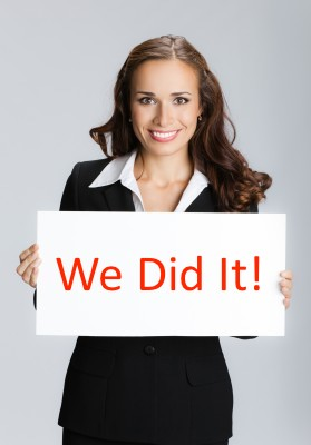 Sales enablement success: Our clients have achieved it!