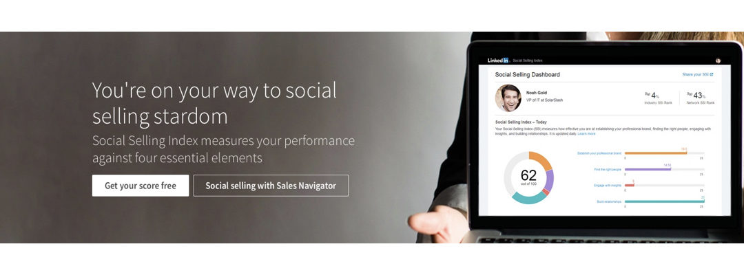 What's Your Social Selling Success Score?