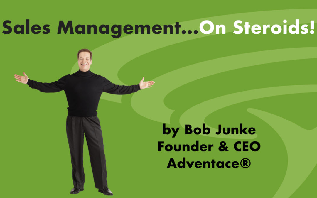 New Podcast Feed: Sales Management…On Steroids!