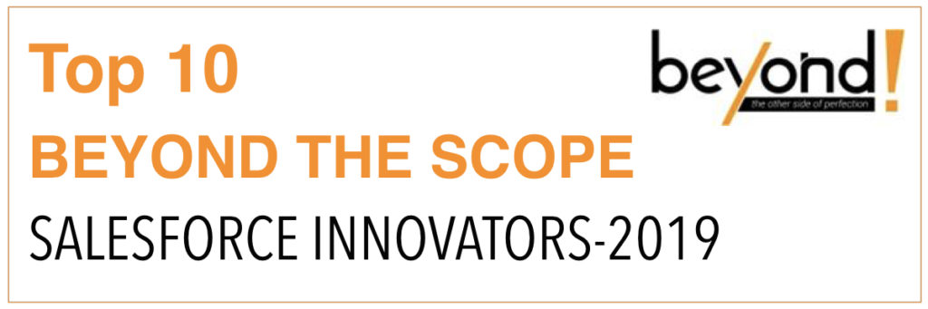 Top 10 Beyond the Scope Salesforce Innovators 2019